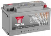 LR038128 YBX5110 Yuasa 5Yr Wrty 12V 85Ah 800A Silver High Performance Battery